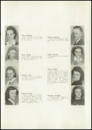 Page 17, 1945 Edition, Cochranton High School - Cardinal Yearbook (Cochranton, PA) online yearbook collection