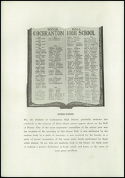 Page 6, 1945 Edition, Cochranton High School - Cardinal Yearbook (Cochranton, PA) online yearbook collection