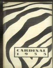Page 1, 1955 Edition, Cochranton High School - Cardinal Yearbook (Cochranton, PA) online yearbook collection
