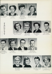 Page 11, 1955 Edition, Cochranton High School - Cardinal Yearbook (Cochranton, PA) online yearbook collection