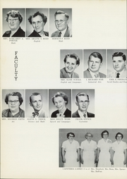 Page 12, 1955 Edition, Cochranton High School - Cardinal Yearbook (Cochranton, PA) online yearbook collection