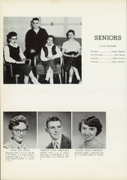 Page 14, 1955 Edition, Cochranton High School - Cardinal Yearbook (Cochranton, PA) online yearbook collection