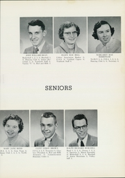 Page 15, 1955 Edition, Cochranton High School - Cardinal Yearbook (Cochranton, PA) online yearbook collection