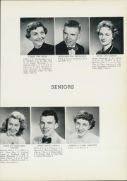 Page 17, 1955 Edition, Cochranton High School - Cardinal Yearbook (Cochranton, PA) online yearbook collection