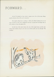 Page 7, 1955 Edition, Cochranton High School - Cardinal Yearbook (Cochranton, PA) online yearbook collection