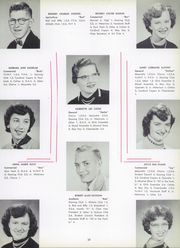 Page 17, 1956 Edition, Cochranton High School - Cardinal Yearbook (Cochranton, PA) online yearbook collection
