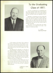 Page 10, 1957 Edition, Cochranton High School - Cardinal Yearbook (Cochranton, PA) online yearbook collection