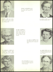 Page 12, 1957 Edition, Cochranton High School - Cardinal Yearbook (Cochranton, PA) online yearbook collection