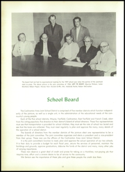 Page 14, 1957 Edition, Cochranton High School - Cardinal Yearbook (Cochranton, PA) online yearbook collection