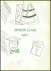 Page 15, 1957 Edition, Cochranton High School - Cardinal Yearbook (Cochranton, PA) online yearbook collection