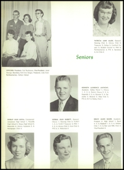 Page 16, 1957 Edition, Cochranton High School - Cardinal Yearbook (Cochranton, PA) online yearbook collection