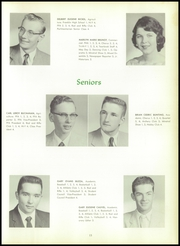 Page 17, 1957 Edition, Cochranton High School - Cardinal Yearbook (Cochranton, PA) online yearbook collection