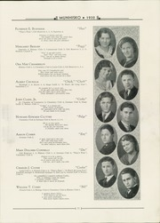 Page 13, 1932 Edition, Munhall High School - Munhisko Yearbook (Munhall, PA) online yearbook collection