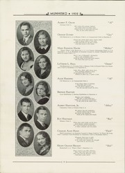 Page 16, 1932 Edition, Munhall High School - Munhisko Yearbook (Munhall, PA) online yearbook collection