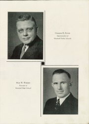 Page 9, 1932 Edition, Munhall High School - Munhisko Yearbook (Munhall, PA) online yearbook collection