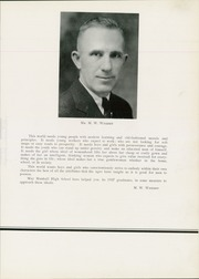 Page 15, 1937 Edition, Munhall High School - Munhisko Yearbook (Munhall, PA) online yearbook collection