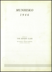 Page 7, 1946 Edition, Munhall High School - Munhisko Yearbook (Munhall, PA) online yearbook collection