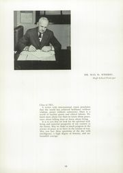 Page 16, 1951 Edition, Munhall High School - Munhisko Yearbook (Munhall, PA) online yearbook collection