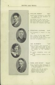 Page 10, 1926 Edition, Greensburg High School - Brown and White Yearbook (Greensburg, PA) online yearbook collection