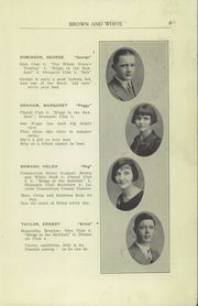 Page 11, 1926 Edition, Greensburg High School - Brown and White Yearbook (Greensburg, PA) online yearbook collection