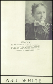Page 9, 1936 Edition, Greensburg High School - Brown and White Yearbook (Greensburg, PA) online yearbook collection