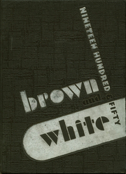 Page 1, 1950 Edition, Greensburg High School - Brown and White Yearbook (Greensburg, PA) online yearbook collection