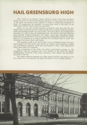 Page 11, 1950 Edition, Greensburg High School - Brown and White Yearbook (Greensburg, PA) online yearbook collection