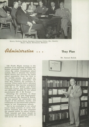 Page 14, 1950 Edition, Greensburg High School - Brown and White Yearbook (Greensburg, PA) online yearbook collection