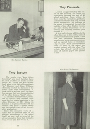 Page 15, 1950 Edition, Greensburg High School - Brown and White Yearbook (Greensburg, PA) online yearbook collection