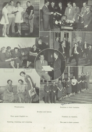 Page 17, 1950 Edition, Greensburg High School - Brown and White Yearbook (Greensburg, PA) online yearbook collection