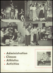 Page 10, 1954 Edition, Greensburg High School - Brown and White Yearbook (Greensburg, PA) online yearbook collection