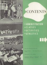 Page 11, 1957 Edition, Greensburg High School - Brown and White Yearbook (Greensburg, PA) online yearbook collection