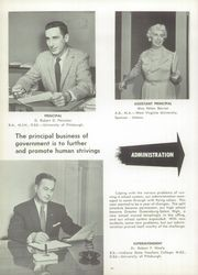 Page 14, 1960 Edition, Greensburg High School - Brown and White Yearbook (Greensburg, PA) online yearbook collection
