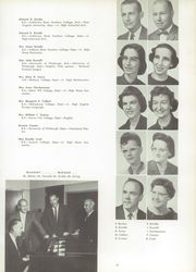 Page 17, 1960 Edition, Greensburg High School - Brown and White Yearbook (Greensburg, PA) online yearbook collection