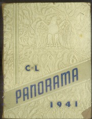 1941 Edition, Clarion Limestone High School - Panorama Yearbook (Strattanville, PA)