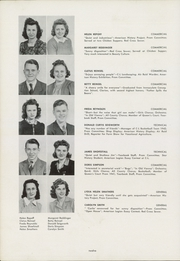 Page 16, 1942 Edition, Clarion Limestone High School - Panorama Yearbook (Strattanville, PA) online yearbook collection