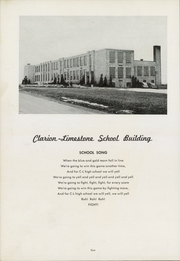 Page 8, 1942 Edition, Clarion Limestone High School - Panorama Yearbook (Strattanville, PA) online yearbook collection