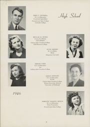 Page 12, 1946 Edition, Clarion Limestone High School - Panorama Yearbook (Strattanville, PA) online yearbook collection