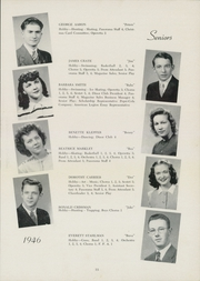 Page 17, 1946 Edition, Clarion Limestone High School - Panorama Yearbook (Strattanville, PA) online yearbook collection