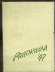 1947 Edition, Clarion Limestone High School - Panorama Yearbook (Strattanville, PA)