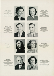 Page 13, 1947 Edition, Clarion Limestone High School - Panorama Yearbook (Strattanville, PA) online yearbook collection