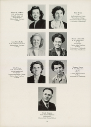 Page 14, 1947 Edition, Clarion Limestone High School - Panorama Yearbook (Strattanville, PA) online yearbook collection