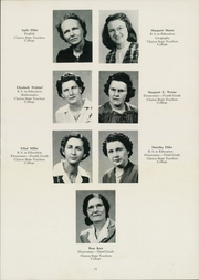 Page 15, 1947 Edition, Clarion Limestone High School - Panorama Yearbook (Strattanville, PA) online yearbook collection