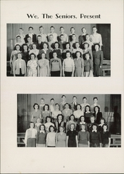 Page 6, 1947 Edition, Clarion Limestone High School - Panorama Yearbook (Strattanville, PA) online yearbook collection