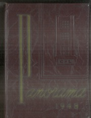 1948 Edition, Clarion Limestone High School - Panorama Yearbook (Strattanville, PA)