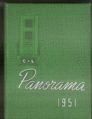 1951 Edition, Clarion Limestone High School - Panorama Yearbook (Strattanville, PA)