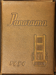 1954 Edition, Clarion Limestone High School - Panorama Yearbook (Strattanville, PA)