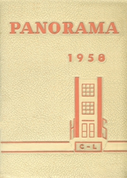 1958 Edition, Clarion Limestone High School - Panorama Yearbook (Strattanville, PA)