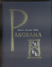 1966 Edition, Clarion Limestone High School - Panorama Yearbook (Strattanville, PA)