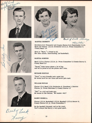 Page 16, 1950 Edition, Elkland High School - Loudspeaker Yearbook (Elkland, PA) online yearbook collection
